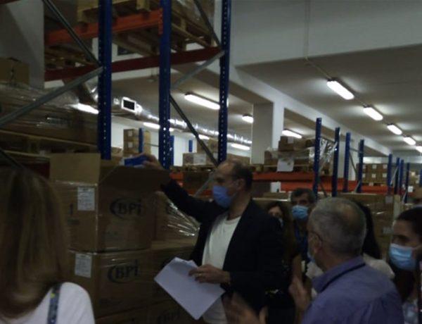 """""""أدوية مفقودة ضرورية سيبدأ توزيعها غداً"""".. الوزير حسن يعلن اتخاذ القرارات المناسبة لردع المخالفين"""