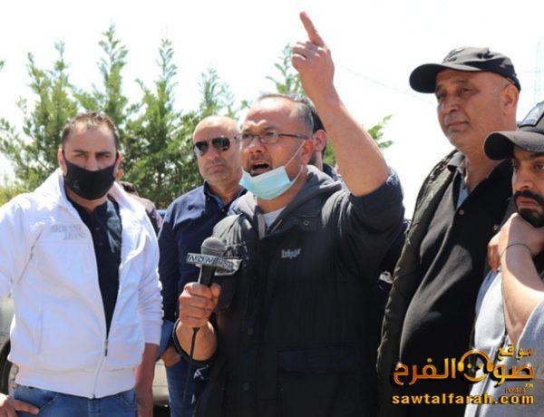 اعتصام لأصحاب المسالخ في صور احتجاجاً على عدم اعطائهم اللحوم المدعومة