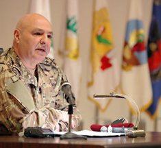 قائد الجيش يدق ناقوس الخطر ويطلق نار الحقائق
